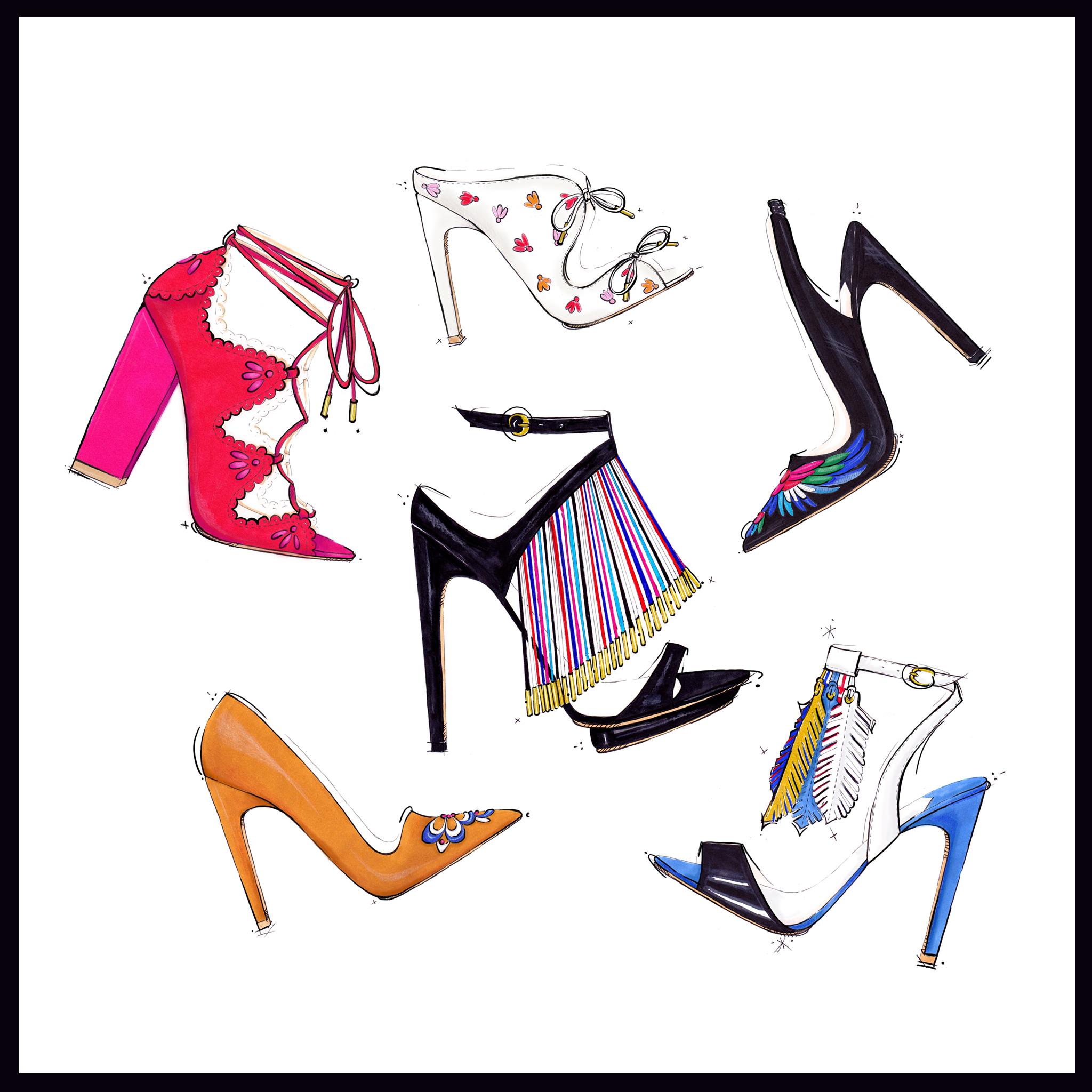 aase hopstock shoe design ss17